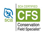 SCA Certified: Conservation Field Specialist Certification