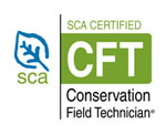 SCA Certified: Conservation Field Techician Certification