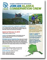 download the SCA Alaska Crew Flyer!