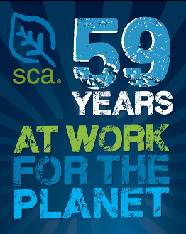 58 years at work for the planet: a timeline