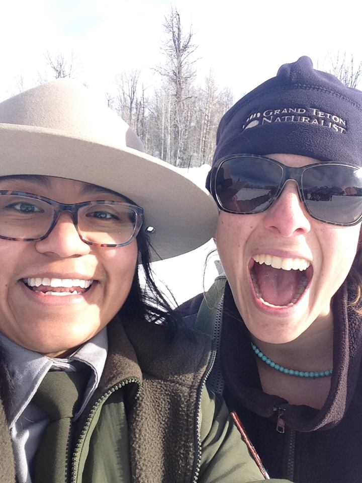 SCA-NPS Academy alum Millie Jimenez now serves as Diversity Outreach and Volunteer Coordinator at Grand Teton National Park.