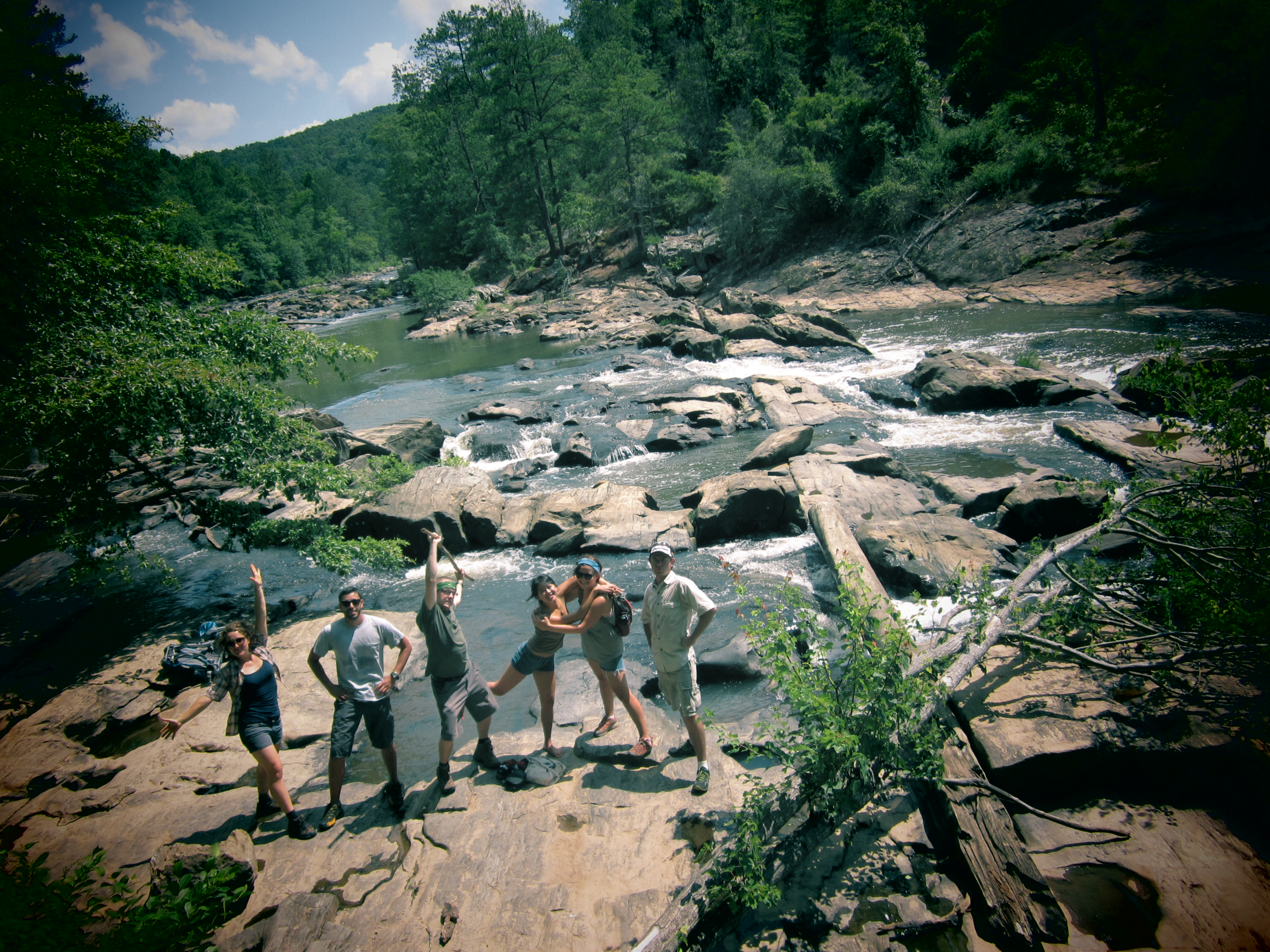 Sweetwater Creek State Park | The Student Conservation ...