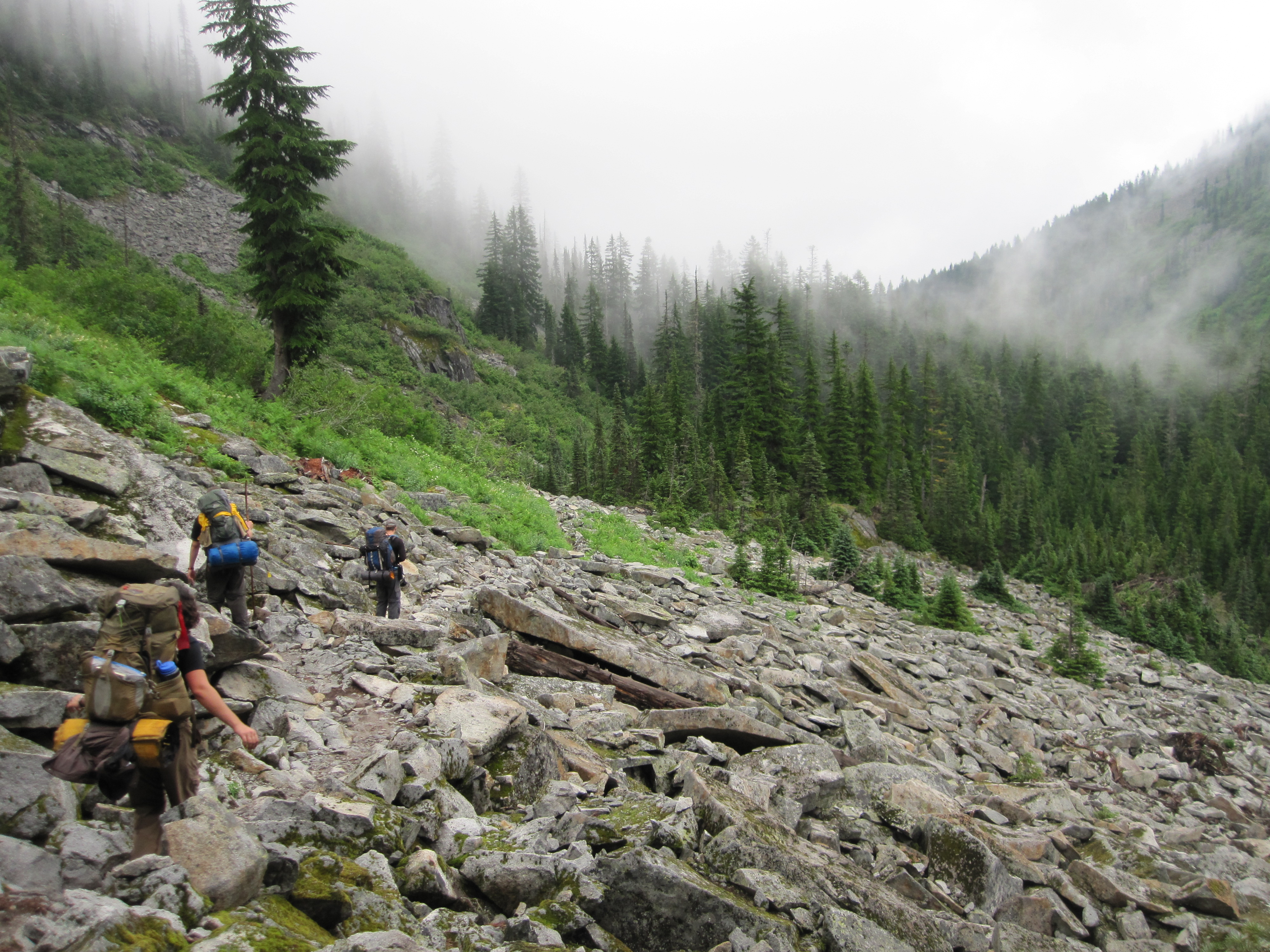 Hitch 2 Snoqualmie and Skykomish Ranger Districts | The