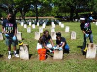 SCA Earth Day 2014 Event -- New Orleans, LA