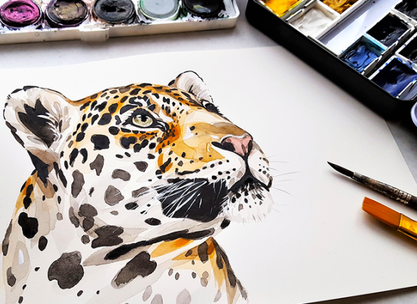 Ways to combine your passion for art and conservation!