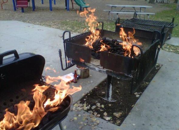 End of the Season BBQ Veterans Day BBQ
