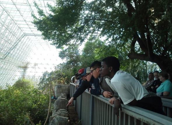 At BioSphere2