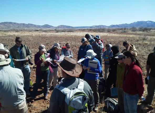 Range Land Monitoring Meeting