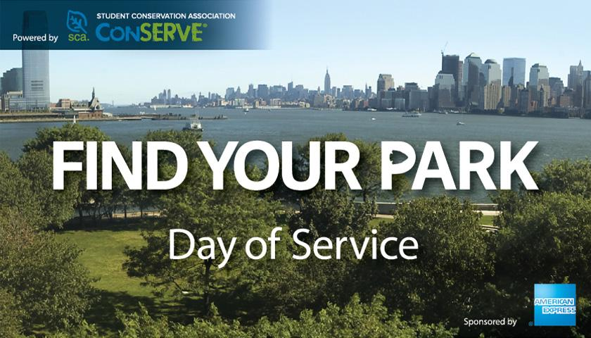 Find Your Park Days of Service