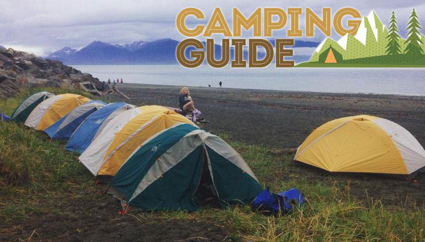 Download SCA's camping guide FREE