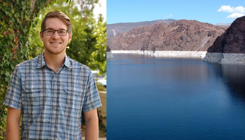 SCA's Centennial Volunteer Ambassador for Lake Mead, Chris Mirque