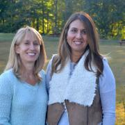 SCA CEO Jaime Matyas standing with new SCA Chief Counsel Barbara Gonzalez-McIntosh at the SCA New Hampshire campus