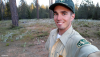 SCA Alum Samuel Merring at Stanislaus National Forest.