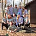 SCA Excelsior Corps members on Staten Island