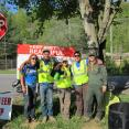 Smoky Mountain Clean-Up: ALT and Nashville Ace teams meet in the National Park to help pick up trash.