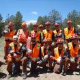 VFC 1 & 2 Colorado Fire Camp Saw 212 Training 2013