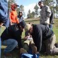 Woofa - Aries Wilderness First Aid Training -  Black Hills SD 2013